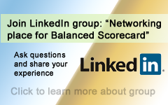 Join Balanced Scorecard Group